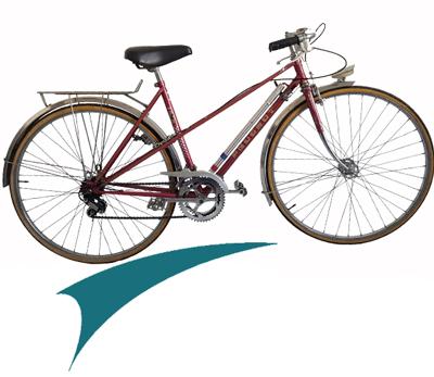location vélo vintage